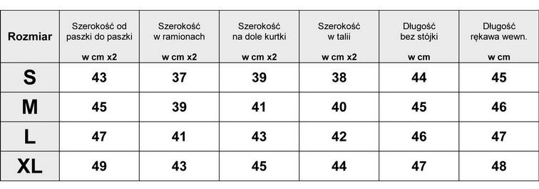 EKSKLUZYWNA KLASYCZNA KURTKA DAMSKA PILOTKA TOXIK3 model #75