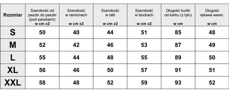 Kurtka Damska Zimowa Długa Ocieplana Jenot #129 FASHIONAVENUE.PL