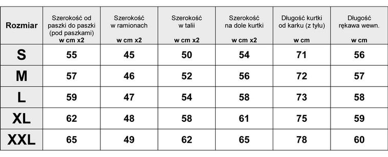 Kurtka Damska Zimowa Narciarska #131 FASHIONAVENUE.PL