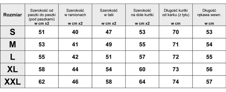 Kurtka Damska Zimowa Narciarska #132 FASHIONAVENUE.PL